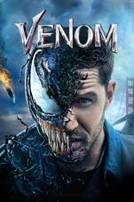 Capa do filme Venom