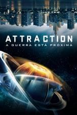 Capa do filme Attraction: A Guerra Está Próxima