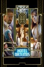 Capa do filme Hotel Artemis