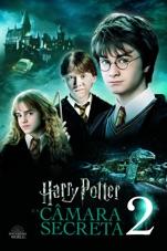 Capa do filme Harry Potter e a Câmara Secreta