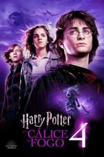 Capa do filme Harry Potter e o Cálice de Fogo