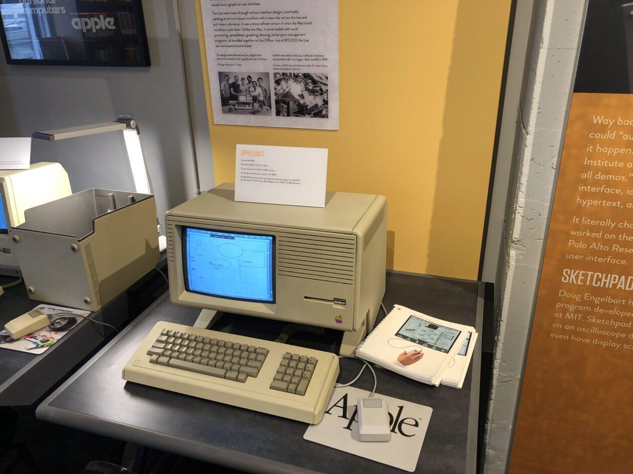 Lisa - Living Computers Museum + Labs