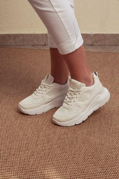 Sneakers λευκό