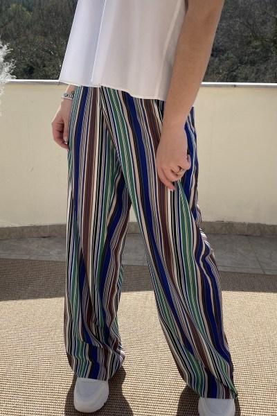 Παντελόνα ριγέ