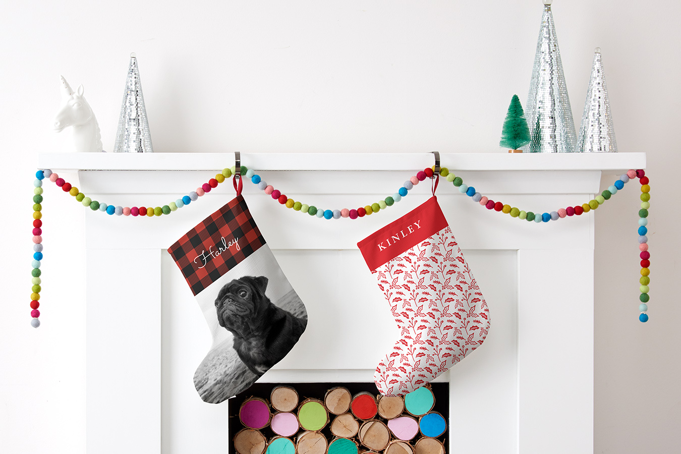 Unique Christmas Stocking Ideas For Everyone On Your List Zazzle Ideas