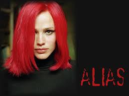 """on """"Alias"""" (2001-2006)"""