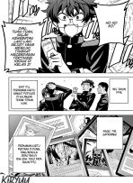 Spoiler Manga Destroy All Humankind. They Can't Be Regenerated 2