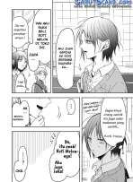 Spoiler Manga A True Face I Didn't Know You Had 1