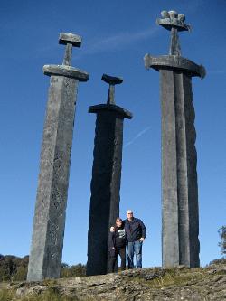 Anne und Frode, Oktober 2015