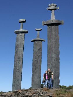 Andreas' Eltern, Juni 2014