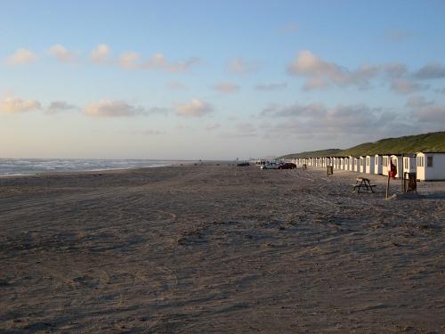Am Strand von Løkken