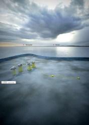 Unsere Rente: Geplanter Ausbau von Johan Sverdrup (Illustration: Statoil ASA)