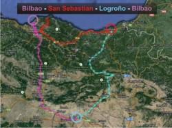 Baskenland-Dienstreise