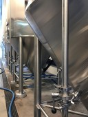 Zylindrokonische Gärtanks: Platz für 100.000 Liter Bier