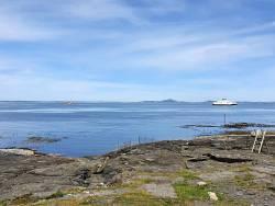 Sieht alles aus wie immer: Kvitsøyfjord