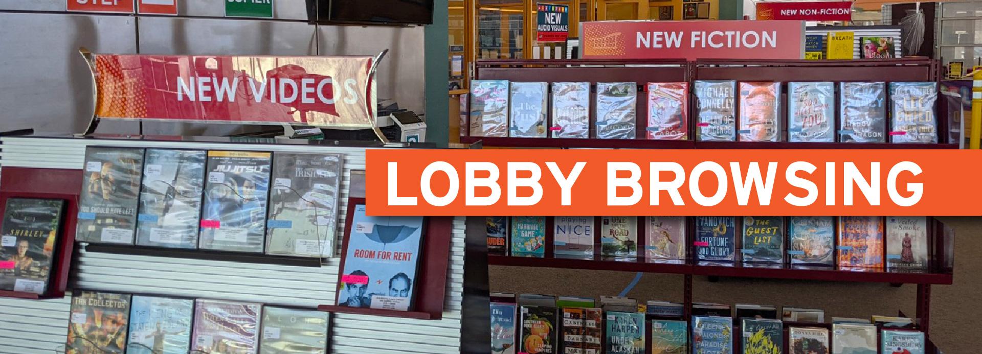 Lobby Browsing