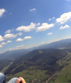 paragliding-romania