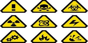 Отровни и леснозапалими вещества