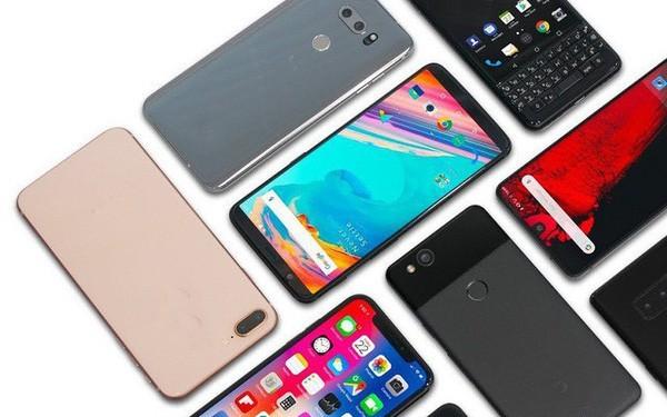 Hàng loạt smartphone giảm giá mạnh đầu năm 2019