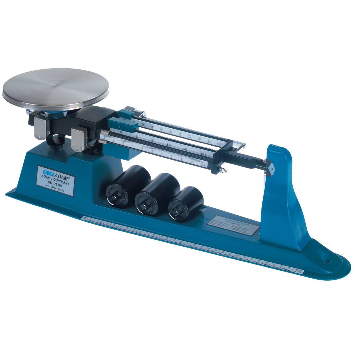 Triple Beam Balance Scale Professional Quick Balance