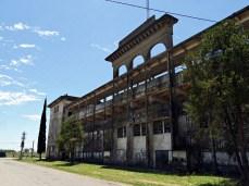 Opuszczony kompleks rozrywkowy dla bogatych.