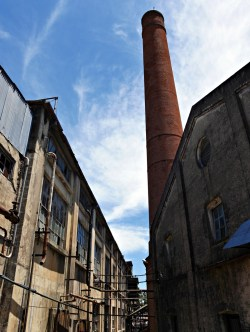 komin fabryczny