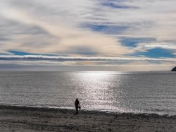 Plaża w Chaiten