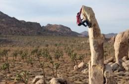 Romain Desgranges est allé défier le granite de Californie. Voici le film tiré de cette aventure, So High.