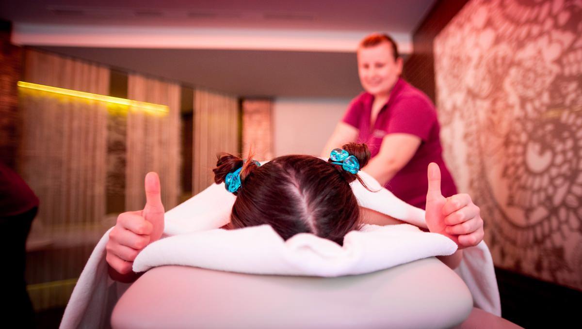 Bobo Wellness For Kids Cosmetics Massage Manicure