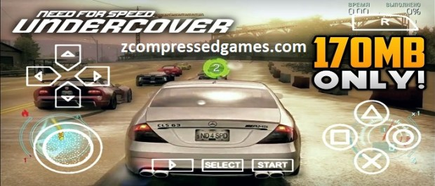 NFS Undercover Highly Compressed