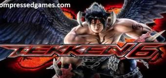 [PC Game] Tekken 6 (Highly Compressed, 80 MB)