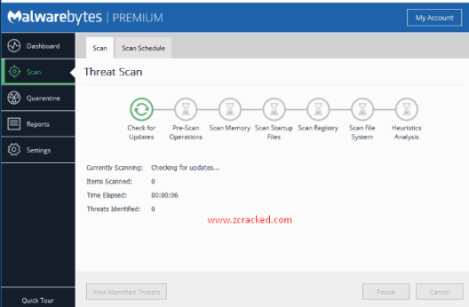 Malwarebytes Anti Malware Crack 3 8 3 Lifetime License Key 2019 [Latest]