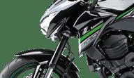 Kawasaki Z800 Suspensao Invertida