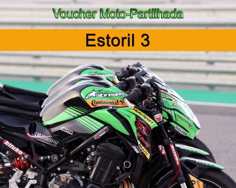 Voucher Estoril 3: Z01 – PV / Ricardo Pires