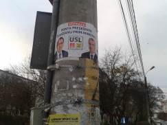 USL Bacau intersectie Pictor Aman cu Miron Costin