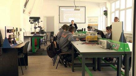 Holzindustrie Schweighofer - Lab 01