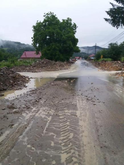 inundatii slanic