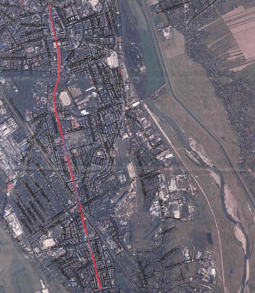 Sud - Centru-Aeroport