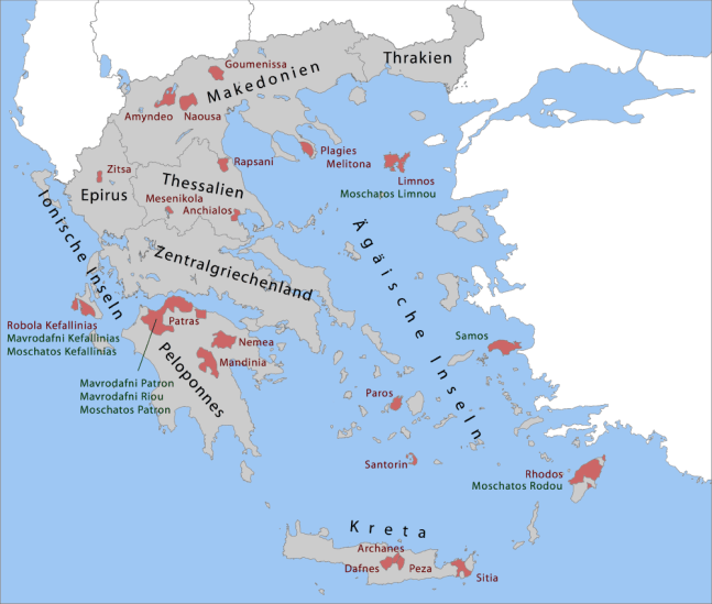 Greece_wine_regions