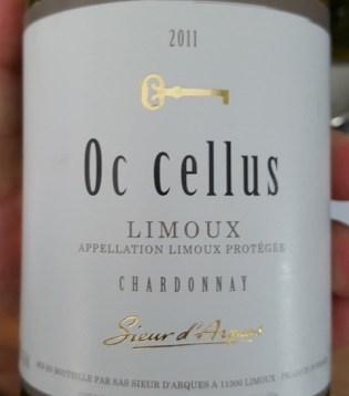 Francuskie Wina w Lidlu_Oc Cellus