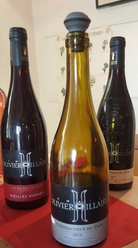 Chateauneuf-du-Pape - wino