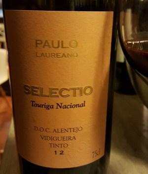 Paulo_Laureano_Selectio_Touriga Nacional