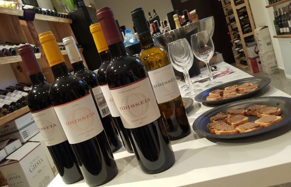 Portugalskie wina_Odisseia