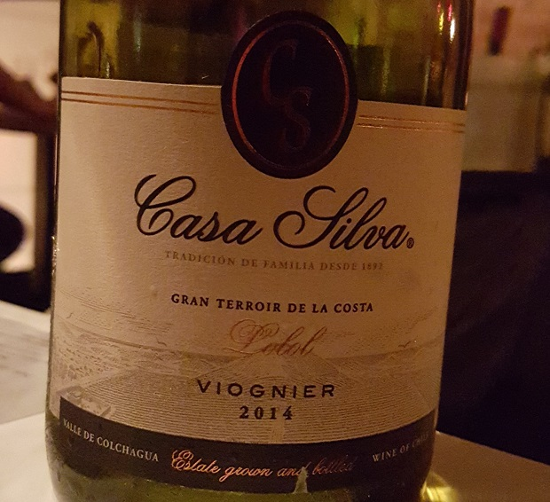 Casa Silva_Viognier