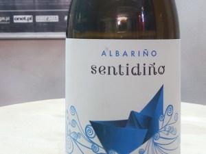 Francuz z Lidla_Sentidiño  Albariño