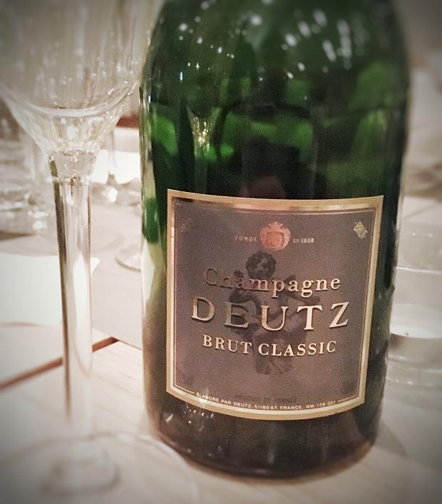 Deutz Classic Brut