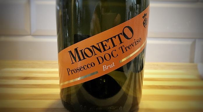 Mionetto Prosecco D.O.C Treviso Brut