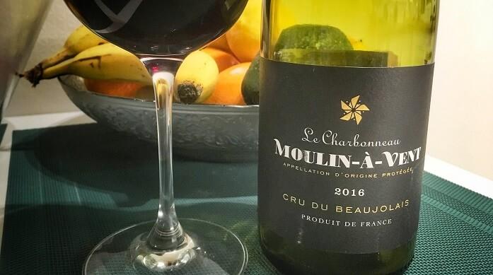Le Charbonneau Moulin à Vent