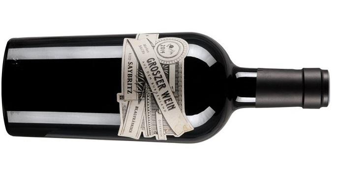 Groszer Wein Blaufränkisch Saybirtz