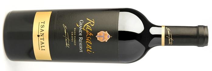 Greckie wina Tsantali Rapsani Grande Reserve